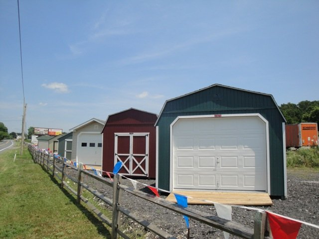 Amish Built Sheds